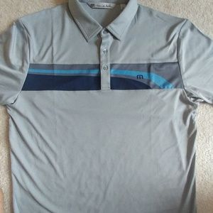 Travis Mathew NWOT Polo *Beautiful!*